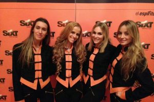 chicas sixt